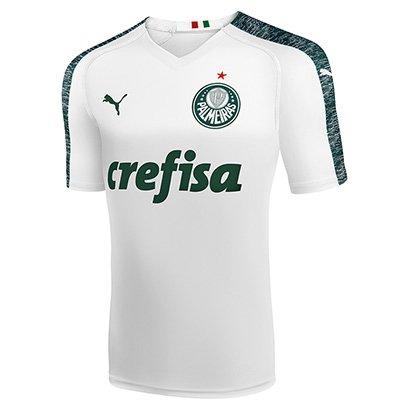 Camisa Palmeiras II Infantil 19/20 s/n° - Torcedor Puma - Unissex