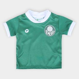 Camisa Palmeiras Infantil Torcida Baby