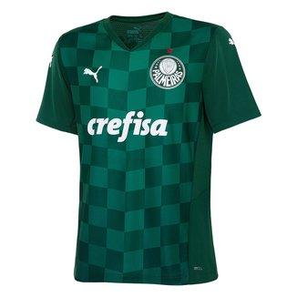 Camisa Palmeiras JuveniI I 21/22 s/n° Torcedor Puma
