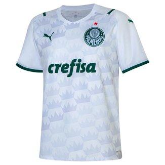 Camisa Palmeiras Juvenil II 21/22 s/n° Torcedor Puma