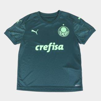 Camisa Palmeiras Juvenil III 20/21 s/n° Torcedor Puma