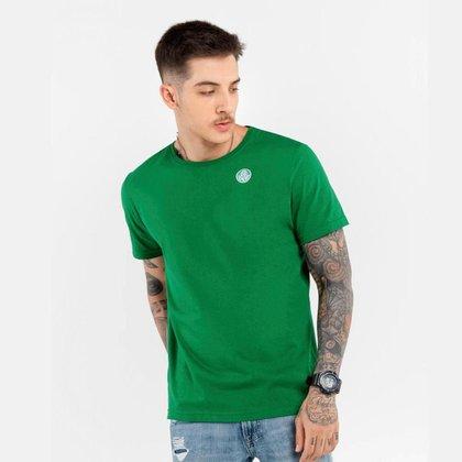 Camisa Palmeiras Meia Malha Basic