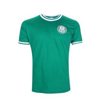 Camisa Palmeiras Retrô Vintage 1973 Ademir da Guia
