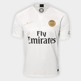 Camisa Paris Saint-Germain Away 2018 s/n° - Torcedor Nike Masculina