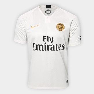Camisa Paris Saint-Germain Away 2018 s/n° - Torcedor Nike Masculina
