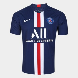 Camisa Paris Saint-Germain Home 19/20 s/n° Torcedor Nike Masculina