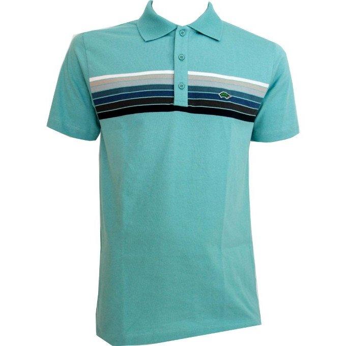 Camisa Pau a água Pau Camisa a polo Pique Verde Pique dra4Ur