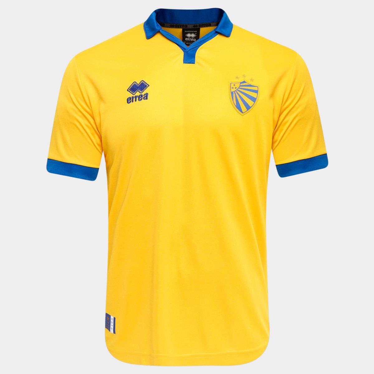 Camisa Pelotas I 14 15 s nº Torcedor Errea Masculina - Compre Agora ... 491ee5683bfaa