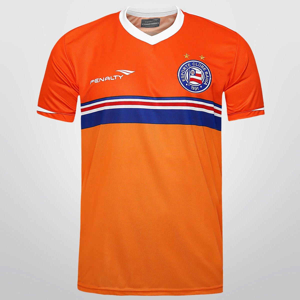 Camisa Penalty Bahia I Goleiro 2015 nº 1 - Compre Agora  7faa1be299f5c