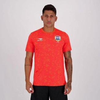 Camisa Penalty CBFS Futsal Aquecimento Masculina