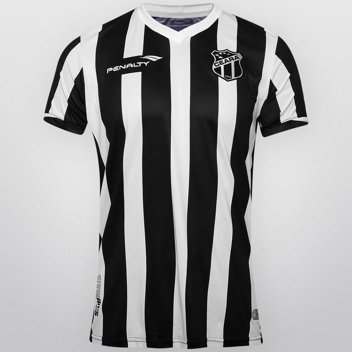 b2d59dd30b Camisa Penalty Ceará I 2015 nº 10 - Compre Agora