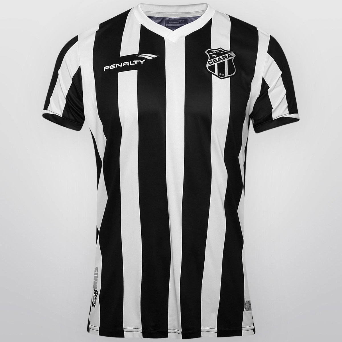 63a0e9e717 Camisa Penalty Ceará I 2015 nº 10 - Compre Agora