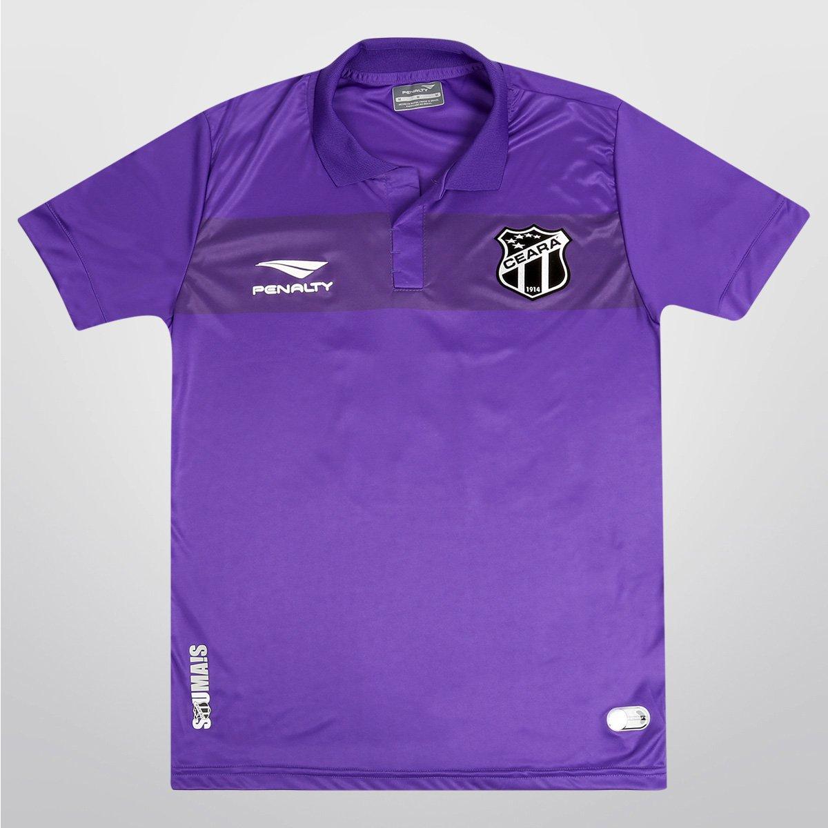 Camisa Penalty Ceará III 2015 nº 10 - Compre Agora  c20afdac820ab