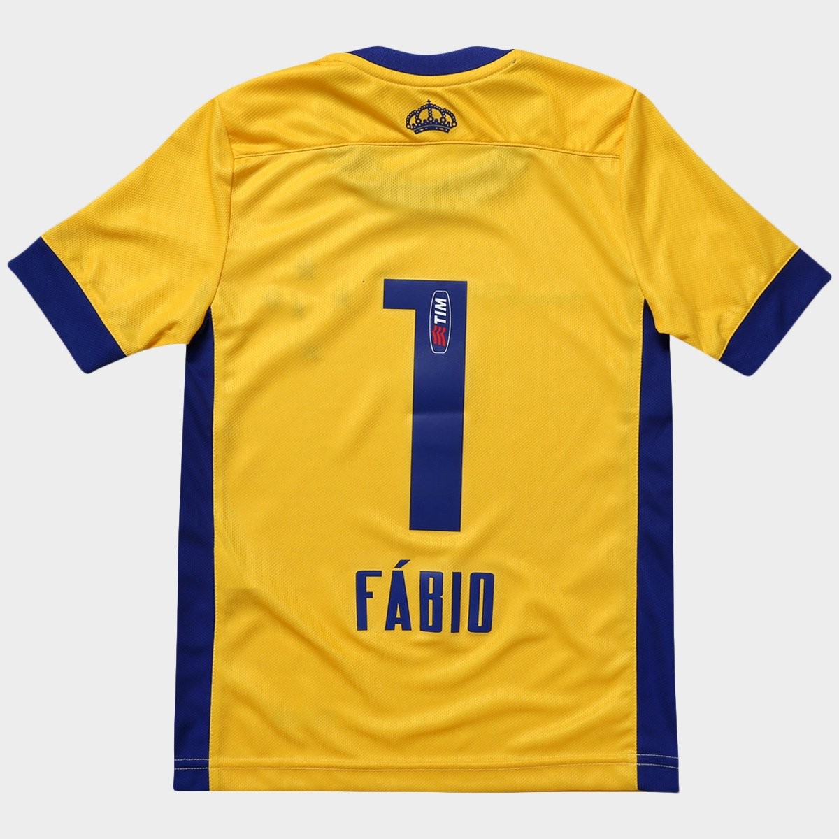 9d799066d1d34 Camisa Penalty Cruzeiro Goleiro I 2015 nº 1 Juvenil - Compre Agora ...