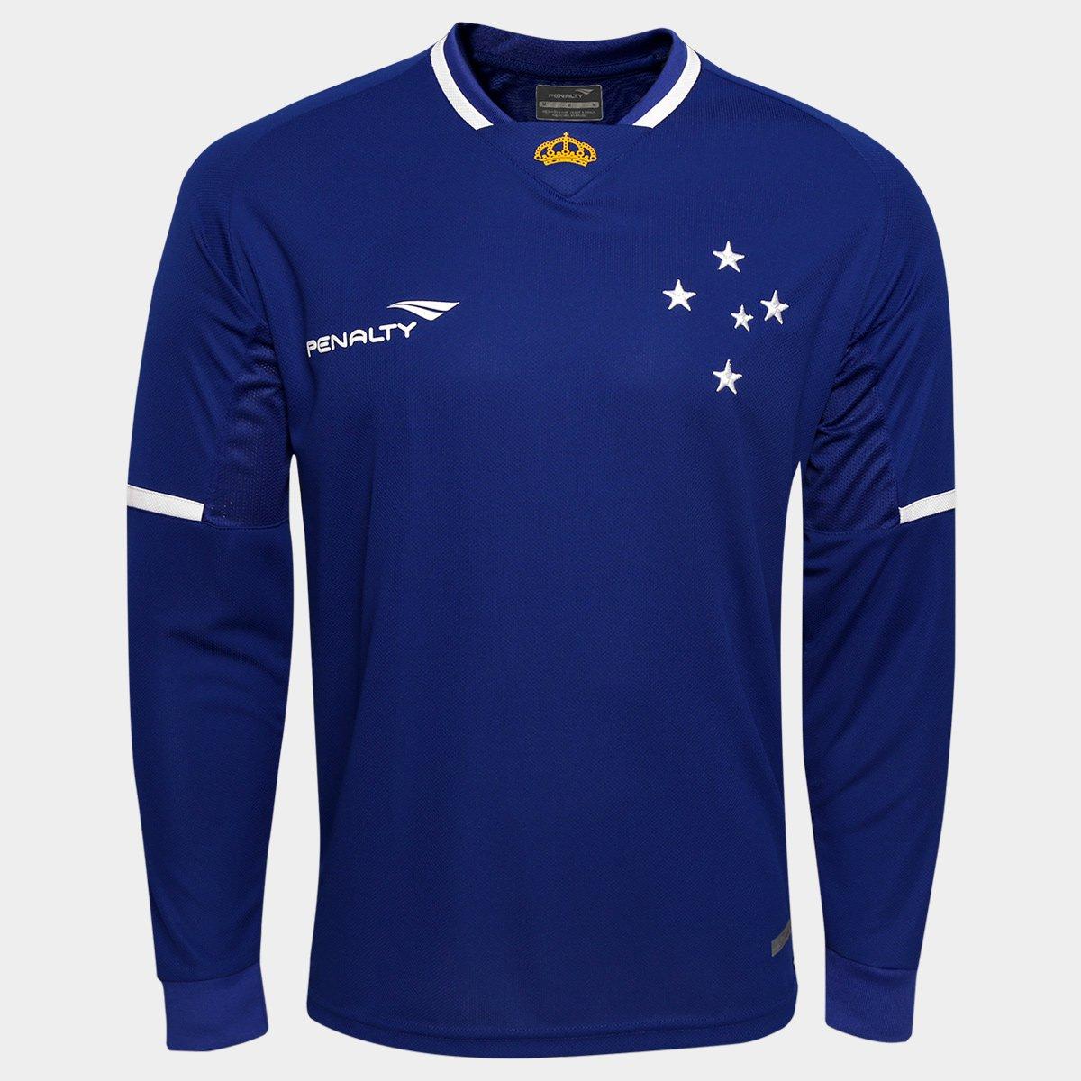 c33b39742e Camisa Penalty Cruzeiro I 15 16 s n° M L - Compre Agora