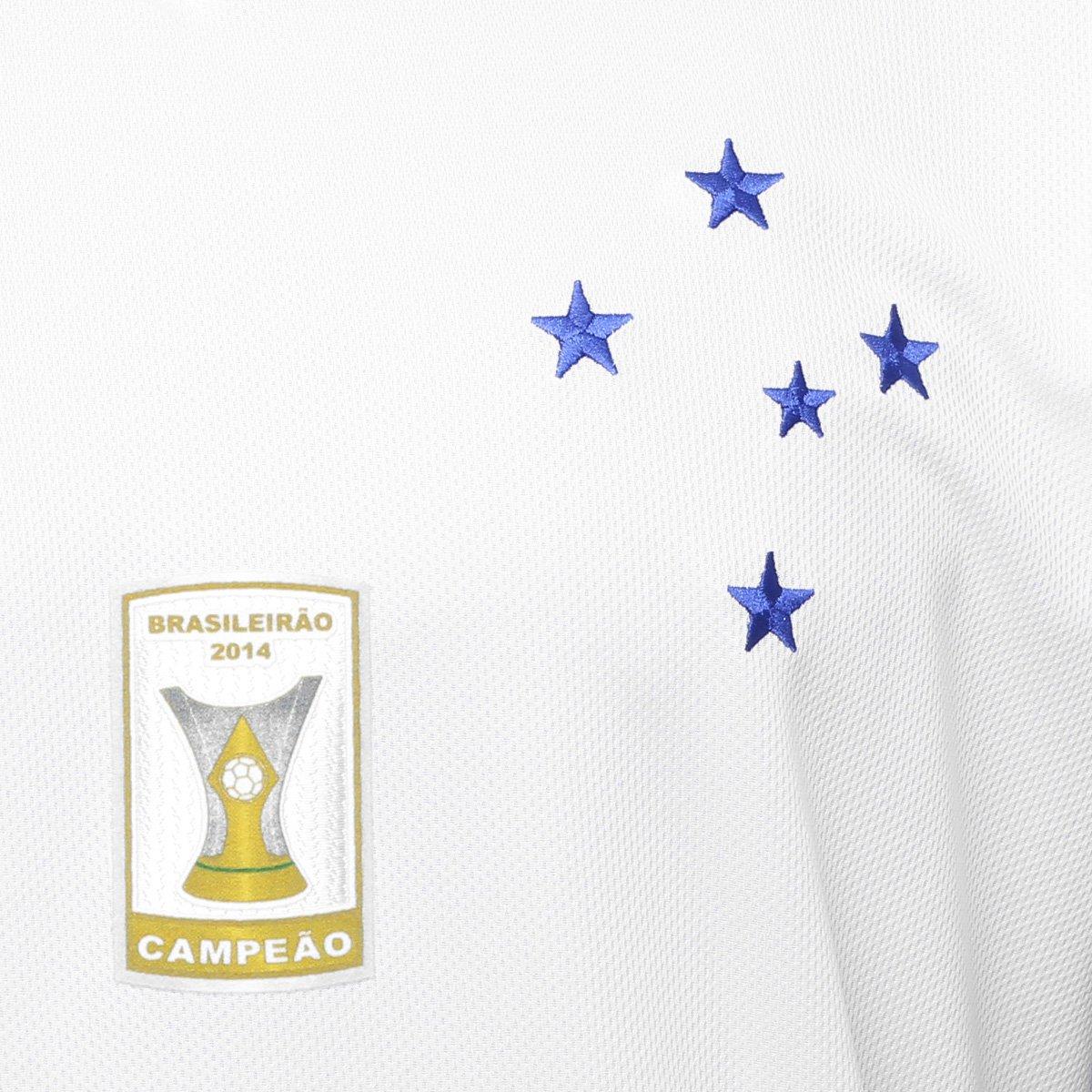 Camisa Penalty Cruzeiro II 15 16 s n° Masculina - Compre Agora ... ae9f4c0576457