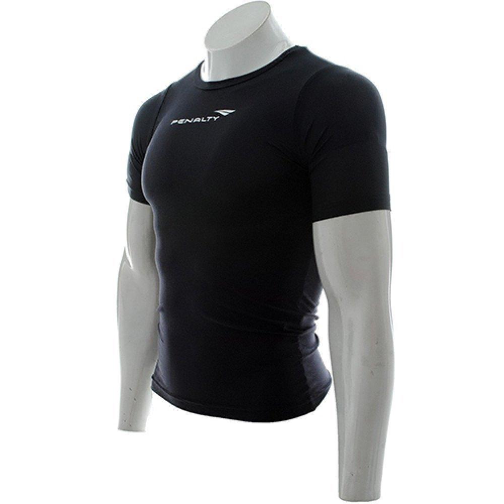 a67544d1b4 Camisa Penalty de Compressão Matis 11 - Preto - Compre Agora