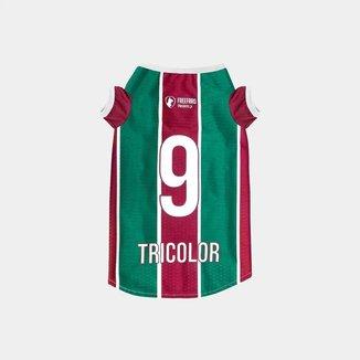 Camisa Pet FreeFaro Oficial Fluminense