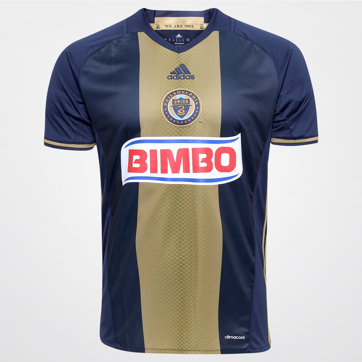 c1526ab085 Camisa Philadelphia Union MLS Home 2016 s nº Adidas Masculina - Compre  Agora