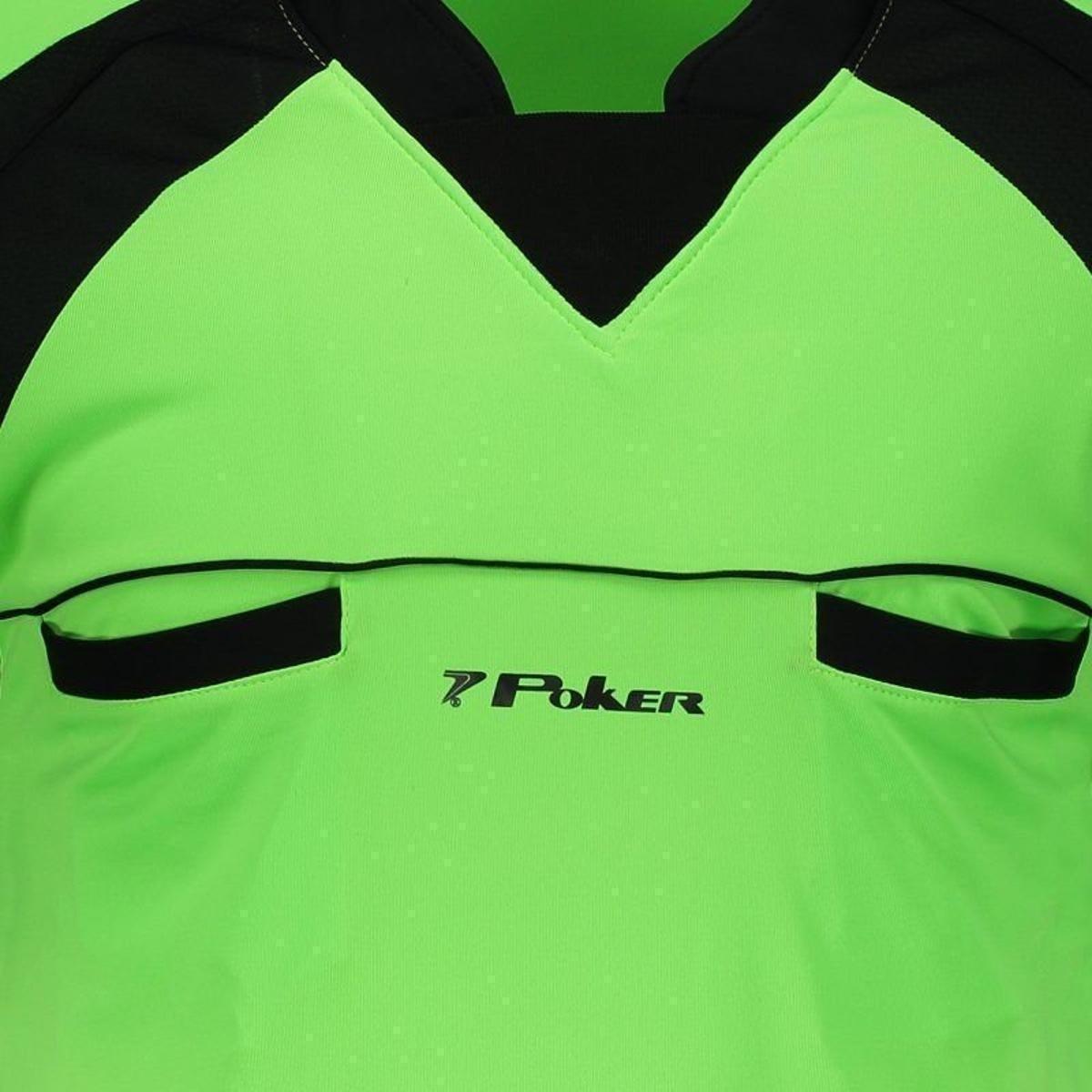 Camisa Poker Arbitro V Masculina - Verde - Compre Agora  0d6771b56c640