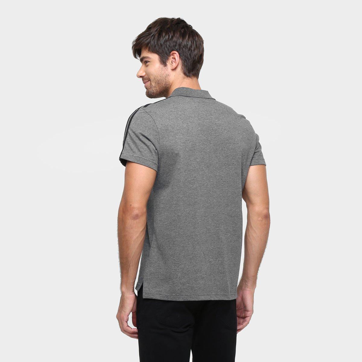 Camisa Polo Adidas Alemanha 3S - Compre Agora  bce82bca0d11a