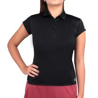 Camisa Polo Adidas Club 3S Preto