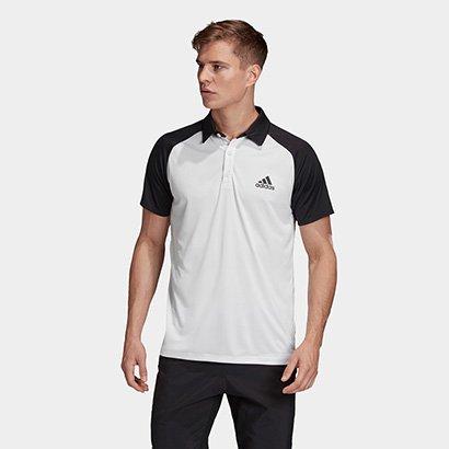 Camisa Polo Adidas Club C B Masculina - Masculino