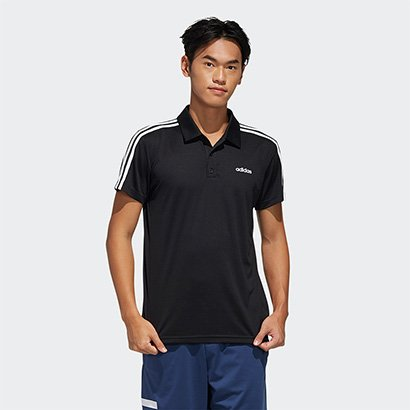 Camisa Polo Adidas Design 2 Move Ar 3-Stripes Masculina - Masculino