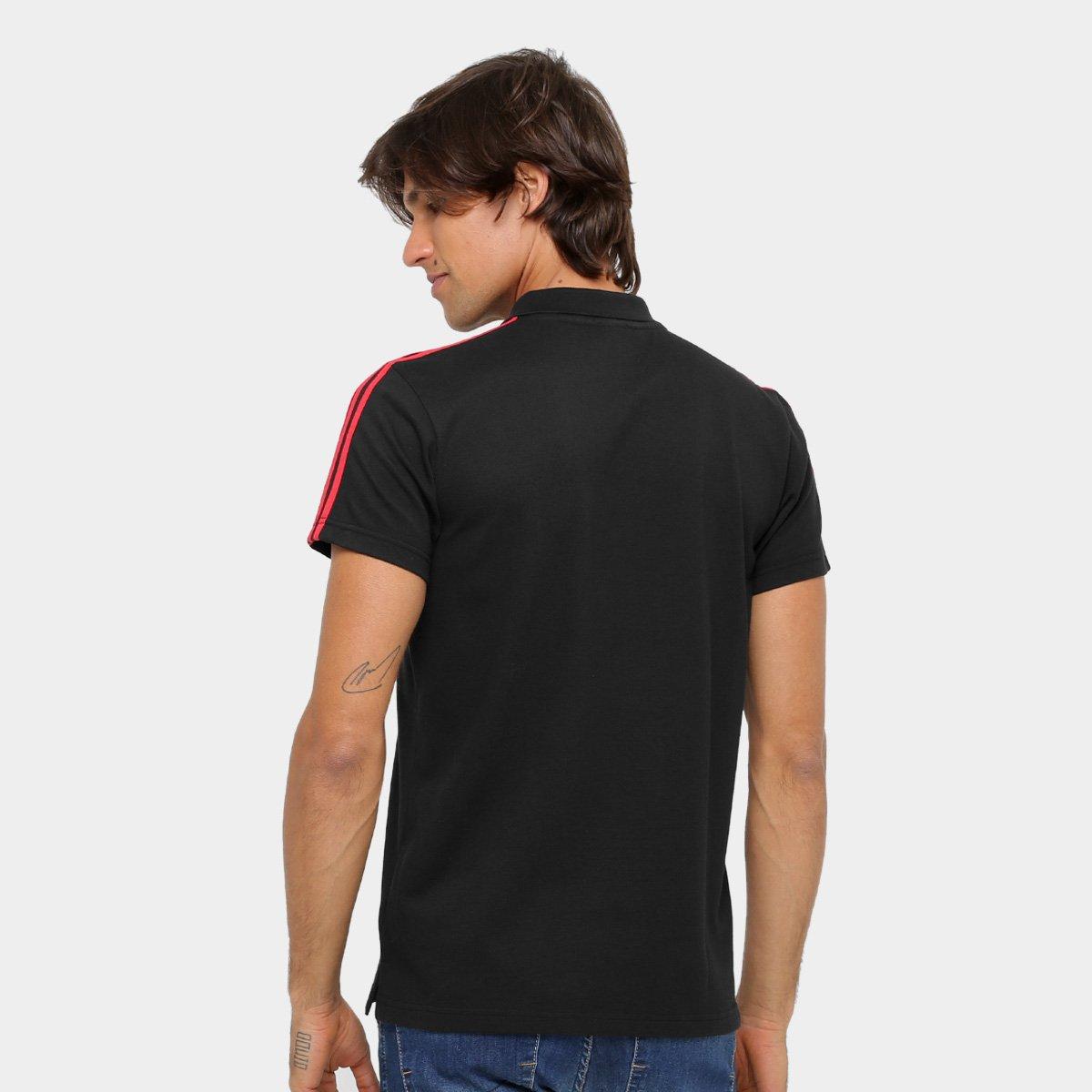 378371f2baecc Camisa Polo Adidas Flamengo 3S - Compre Agora