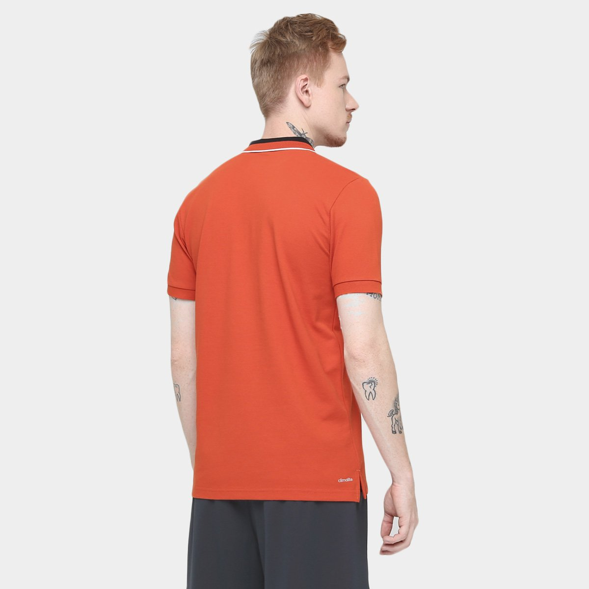 0549b9ad65 Camisa Polo Adidas Originals ESS Masculina - Compre Agora