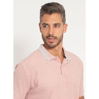 Camisa Polo Aleatory Piquet Luxe