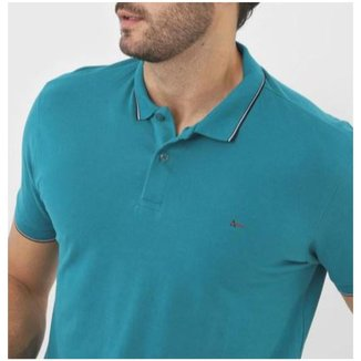 Camisa Polo Aramis Verde Jade PO.01.1001048/047