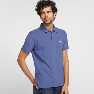 Camisa Polo Calvin Klein Re Issue I Masculina