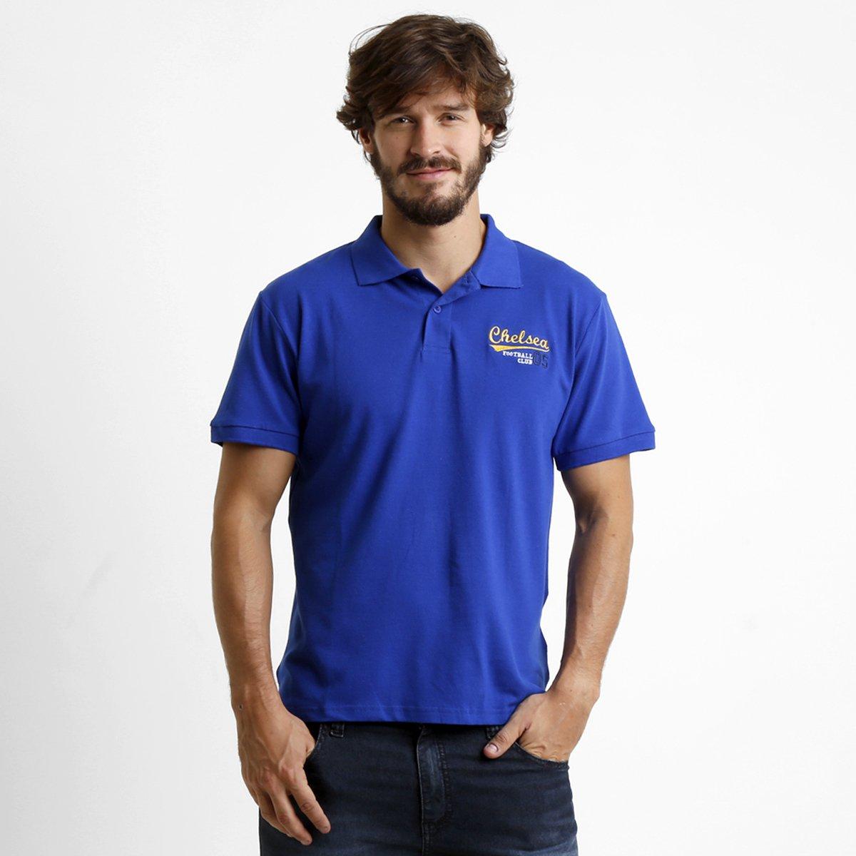 f600276af764f Camisa Polo Chelsea - Compre Agora