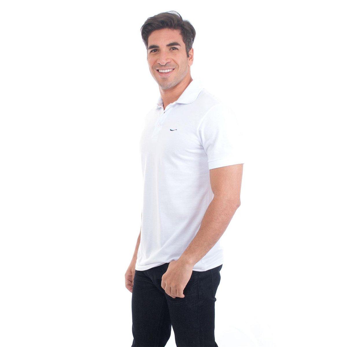 Camisa Polo Coca-Cola Jeans - Compre Agora  ac1f86eb89e83