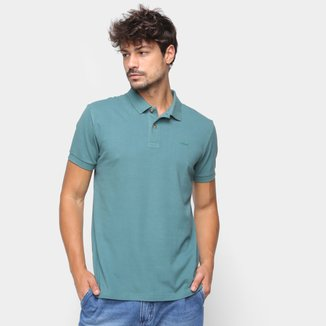 Camisa Polo Colcci Básica Masculina