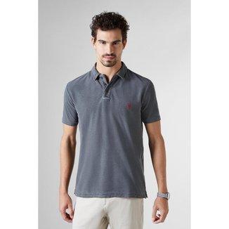 Camisa Polo Cont. Piquet Flame Mc Reserva Masculina