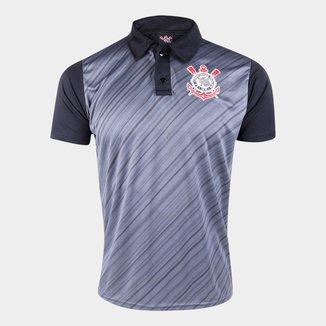 Camisa Polo Corinthians Vanucci Masculina