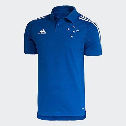 Oferta Camisa Polo Cruzeiro Viagem 20/21 Adidas Masculina por R$ 199.99