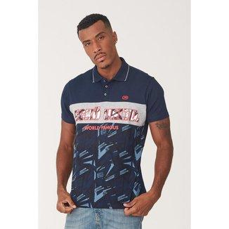 Camisa Polo Ecko Especial Masculino