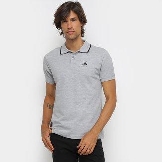 Camisa Polo Ecko Piquet Masculina
