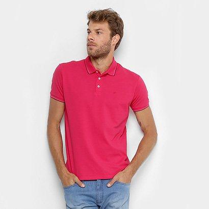 675bc7b98e76b Camisa Polo Ellus Asa Frisos Classic Masculina - Masculino