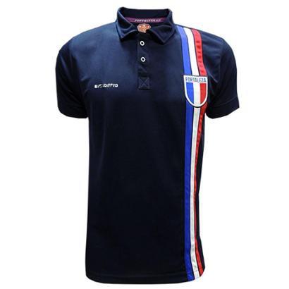 Camisa Polo Escudetto Clube Fortaleza Masculina