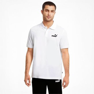 Camisa Polo Essentials Pique Masculina