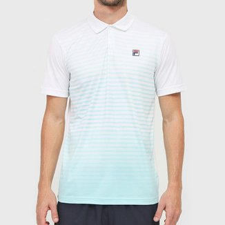 Camisa Polo Fila Aus Player Masculina