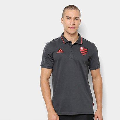 Oferta Camisa Polo Flamengo 19/20 Adidas Masculina por R$ 189.9