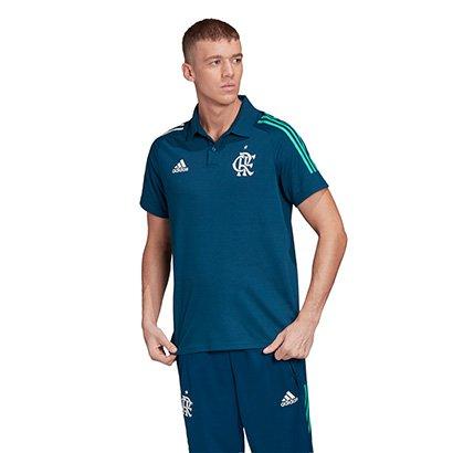 Oferta Camisa Polo Flamengo 20/21 Adidas Masculina por R$ 199.99