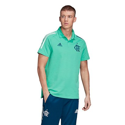 Oferta Camisa Polo Flamengo 20/21 Adidas Masculina por R$ 199.9