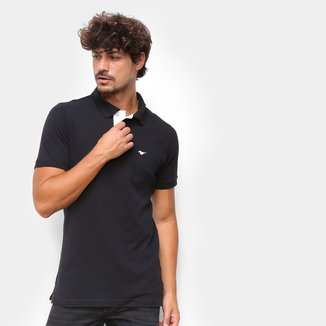 Camisa Polo Ford Mustang Launch Masculina