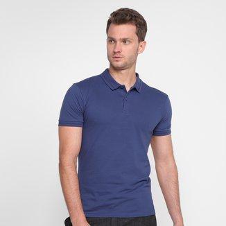 Camisa Polo Forum Básica Masculina